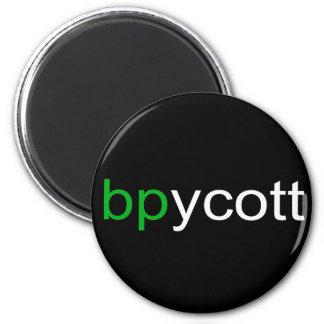 Imán de la oscuridad de BP del boicoteo