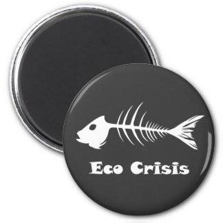 Imán de la oscuridad de la crisis de Eco de la esp