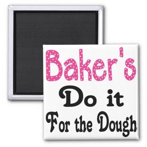 Imán de la pasta del panadero