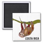 Imán de la pereza de Costa Rica