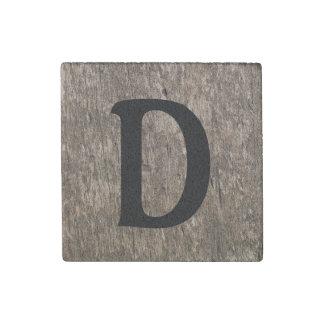 Imán de la piedra arenisca de Barnwood del Imán De Piedra
