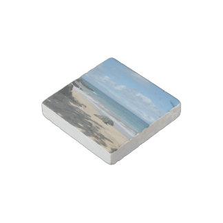 Imán de la piedra de la playa de Maui Imán De Piedra