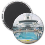 Imán de la piscina del barco de cruceros