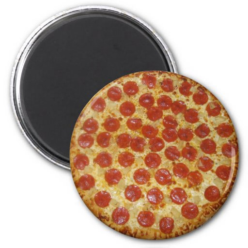 Imán de la pizza