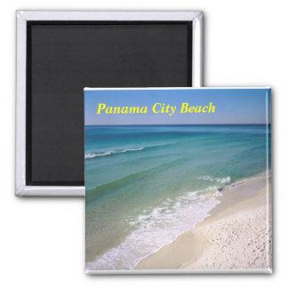 imán de la playa de ciudad de Panamá