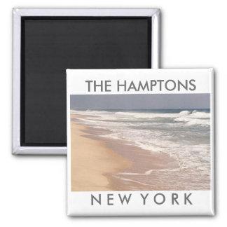 Imán de la playa de Hamptons