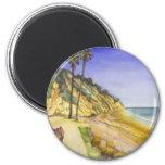 Imán de la playa de Hendry (Santa Barbara)