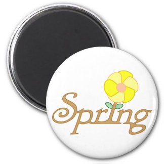 Imán de la primavera