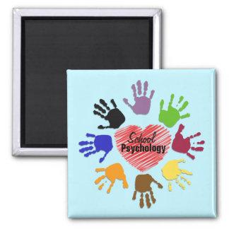 """Imán de la psicología de la escuela de """"Hearting"""""""