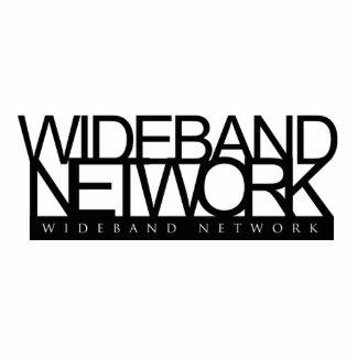 Imán de la red de la banda ancha imán fotoescultura