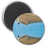 Imán de la reflexión