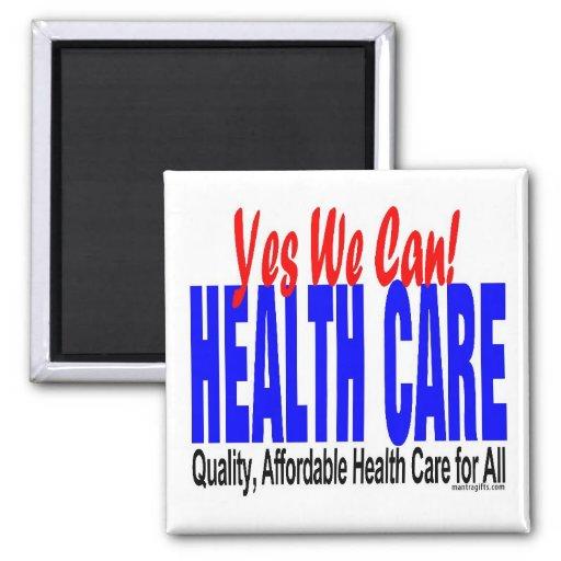 Imán de la reforma de la atención sanitaria