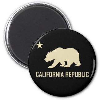 Imán de la república de California