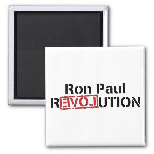 Imán de la revolución de Ron Paul
