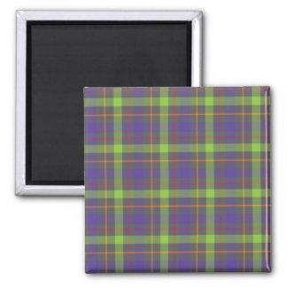 Imán de la tela escocesa 2 del videojugador
