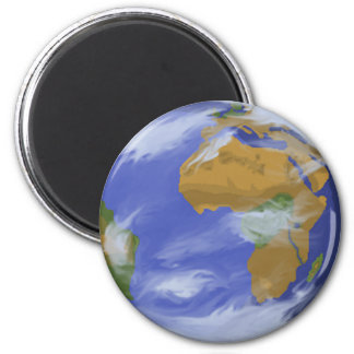 Imán de la tierra Pix-SOLENOIDE