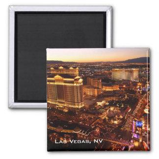 Imán de la tira de Las Vegas