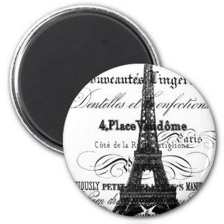 Imán de la torre de Paris_Eiffel