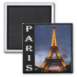 Imán de la torre Eiffel de París