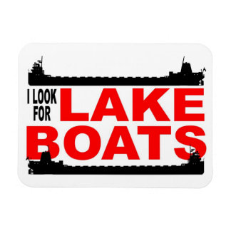 Imán de Lakeboats -- clásico