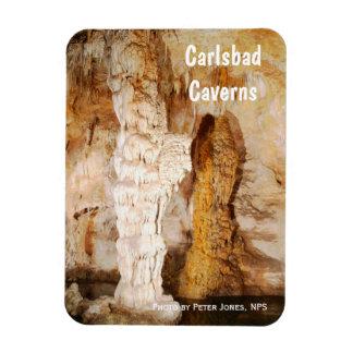 Imán de las cavernas de Carlsbad