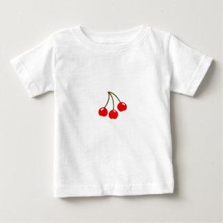 Imán de las cerezas el | playera para bebé