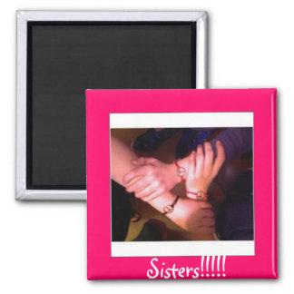 Imán de las hermanas