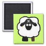 Imán de las ovejas del pirata