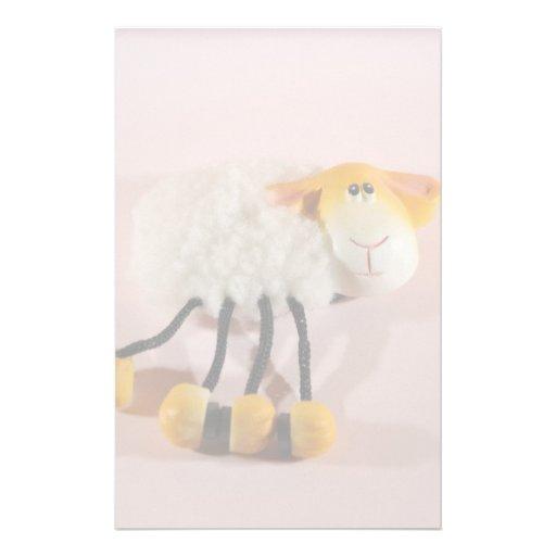 Imán de las ovejas  papeleria