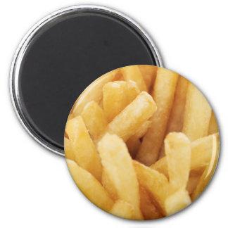 imán de las patatas fritas