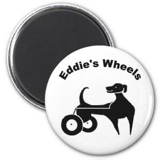 Imán de las ruedas de Eddie