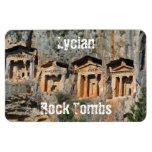 Imán de las tumbas de la roca de Lycian