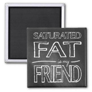 Imán de LCHF: La grasa es mi amigo