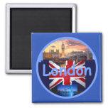 Imán de LONDRES