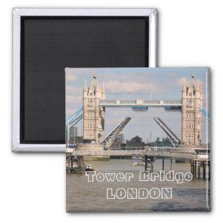 Imán de Londres del puente de la torre