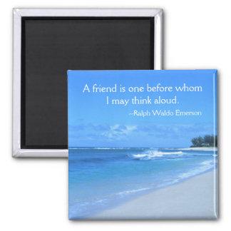 Imán de los amigos