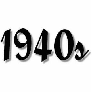imán de los años 40 imán fotoescultura