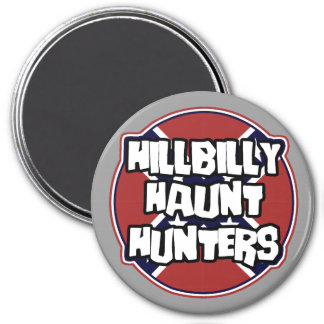 Imán de los cazadores del refugio del Hillbilly