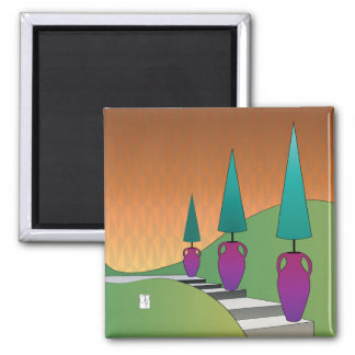Imán de los conos del Topiary