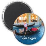 Imán de los gondoleros de Las Vegas Venecia