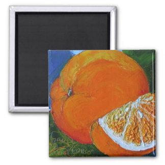 Imán de los naranjas
