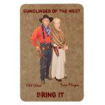 Imán de los pares del Gunslinger