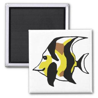 Imán de los pescados del ídolo de Morrish