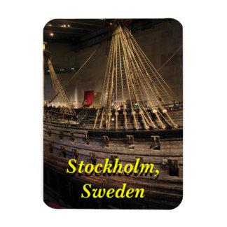 Imán de los vasos, Estocolmo, Suecia
