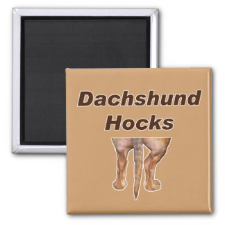Imán de los vinos del Rin del Dachshund