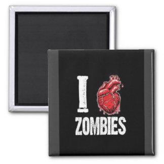 Imán de los zombis del corazón I
