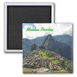 Imán de Machu Picchu