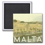 Imán de Malta del vintage