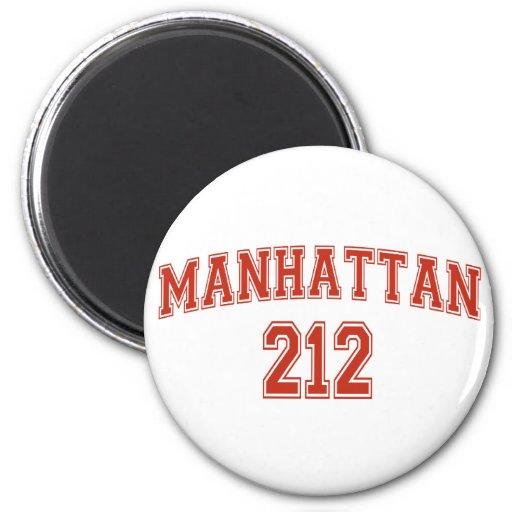 Imán de Manhattan 212