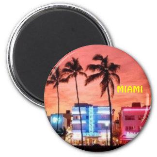 Imán de Miami Beach, la Florida